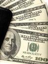 Wallet closed Stock Photos