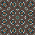 Wallpapaer tiles  seamless pattern vector Royalty Free Stock Photo