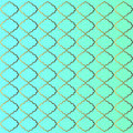 Golden and cyan pattern background