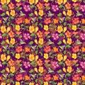 Wallpaper of hibiscus flower.