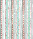 Wallpaper, textile pattern Stock Photos