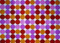 A wallpaper texture colorful pattern Stock Photography