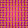 Wallpapers with round abstract lilac patterns