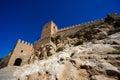 Walls of Almeria, Spain's fortified castle