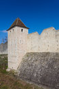 Walls provins seine et marne ile de france france Royalty Free Stock Photo