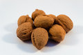 Walnuts are healthy and tasty Royalty Free Stock Images