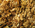 Walnuts kernels Stock Photos