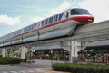Walt Disney World Monorail Royalty Free Stock Photo