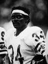 Walter Payton Chicago Bears Stock Photography