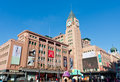 Wangfujing department store Royalty Free Stock Photography