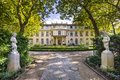 Wannsee House in Germany Royalty Free Stock Photo
