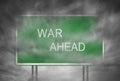 War Ahead