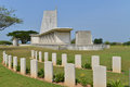 War memorial kranji of singapore Stock Photo