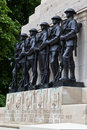 War Memorial in Saint James Park London Stock Images