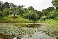 Wards Lake, Shillong Royalty Free Stock Photo