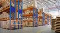 Stock Photo Warehouse