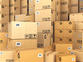 Warehouse Or Delivery Concept....