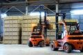 Warehousing Royalty Free Stock Photo