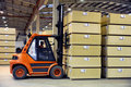 Warehousing Royalty Free Stock Photo