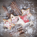 Warm Image Of Christmas Foods ...