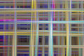 Warp weft Royalty Free Stock Photo