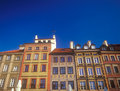 Warsaw, Old Town. Royalty Free Stock Photo