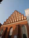 Warsaw poland st john s archcathedral in Stock Photography