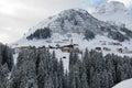 Warth, Austria Royalty Free Stock Photo