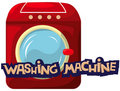 Washing machine Royalty Free Stock Image