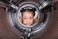 Washing machine Stock Images