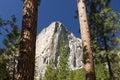Washington Column, Yosemite National Park, California, USA Royalty Free Stock Photo