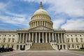 Washington DC, Capitol Building. USA Royalty Free Stock Photo