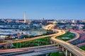 Washington DC Skyline Royalty Free Stock Photo
