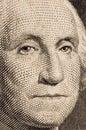 Washington extreme close up Stock Photo