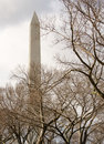 Washington monument dc the is an obelisk built as a memorial to george Royalty Free Stock Images