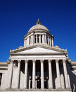 Washington State Capitol. Color Royalty Free Stock Photo