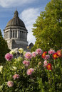Washington State Capitol Royalty Free Stock Photo