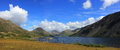 Wast water lake district uk england nature of the the journey to mountain mountain landscape nature Stock Photography