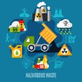 Waste And Pollution Concept Royalty Free Stock Photo