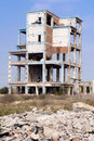 Wasteland Royalty Free Stock Photo