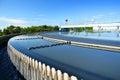 Odpadovej vody liečba rastlina