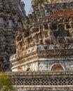 Wat Arun in Bangkok - Temple of Dawn Royalty Free Stock Photo