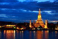 Wat Arun, bangkok ,thailand Stock Photo