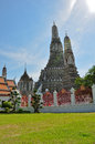 Wat Arun in Thailand Royalty Free Stock Image