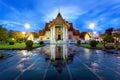 Wat Benchamabophit in Bangkok