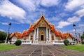 Wat Benjamabopit Royalty Free Stock Photo