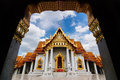 Wat Benjamaborphit Royalty Free Stock Photo