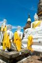 Wat chai Royalty Free Stock Image