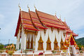 Wat Chalong Stock Photo