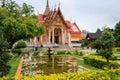 Wat Chalong Royalty Free Stock Photo